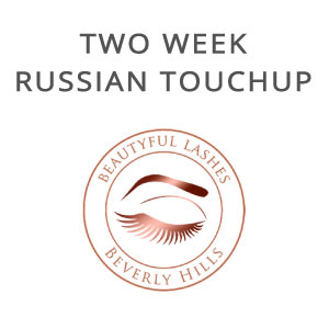russian volume two week touch up