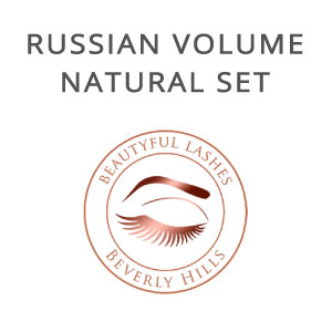 russian volume natural set