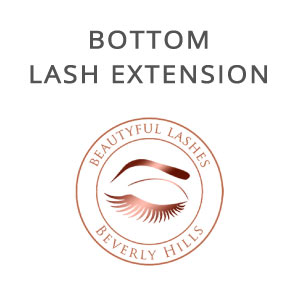 bottom lash extension