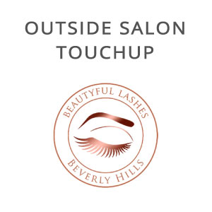 outside salon touch up